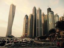 Porto de Dubai Foto de Stock