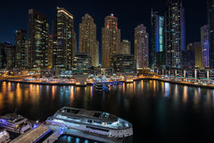 Porto de Dubai nos UAE foto de stock royalty free