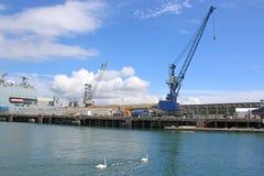 Porto de Falmouth, Cornualha imagens de stock royalty free