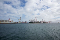 Porto de Fremantle Imagens de Stock Royalty Free