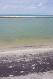 Porto de Galinhas beach Royalty Free Stock Photo