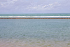 Porto de Galinhas beach Stock Photography