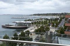 Porto de Geelong Foto de Stock