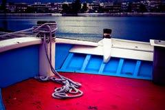 Porto de Grécia imagem de stock royalty free
