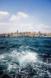 Porto de Istambul Foto de Stock Royalty Free