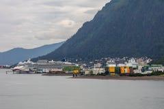 Porto de Juneau fotos de stock