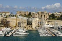Porto de Kalkara, Malta imagens de stock royalty free