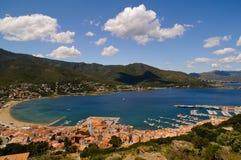 Porto de la Selva Foto de Stock Royalty Free