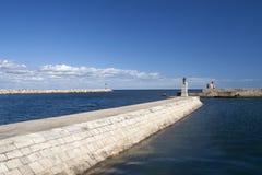 Porto de Lagos, o Algarve, Portugal Fotografia de Stock