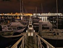 Porto de Lanzarote imagem de stock