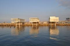 Porto de Limassol Fotografia de Stock