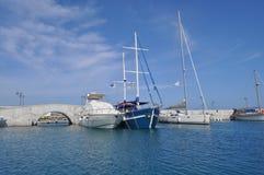 Porto de Limassol Imagens de Stock Royalty Free