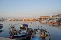 Porto de Limassol Imagem de Stock