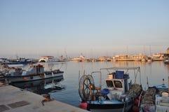 Porto de Limassol Imagens de Stock