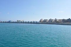 Porto de Limassol em Chipre Imagens de Stock Royalty Free