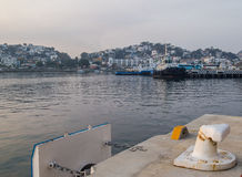 Porto de Manzanillo Foto de Stock Royalty Free