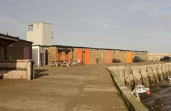 Porto de Margate. Kent. Inglaterra fotografia de stock