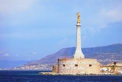 Porto de Messina Imagem de Stock
