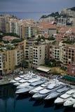 Porto de Monte - Carlo Fotos de Stock
