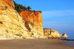 Porto de Mos Beach, Lagos, Portugal Royalty Free Stock Photo