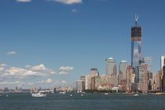 Porto de New York Imagem de Stock