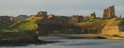 Porto de Newcastle Fotografia de Stock