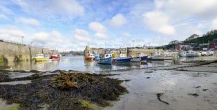 Porto de Newquay Foto de Stock Royalty Free