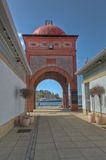 Porto de Oban imagem de stock royalty free