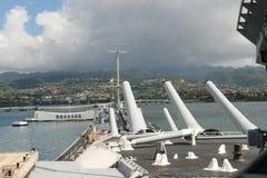 Porto de Paerl Imagem de Stock