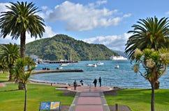 Porto de Picton Imagens de Stock