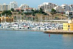 Porto de Portimao Fotografia de Stock Royalty Free