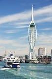 Porto de Portsmouth Imagens de Stock