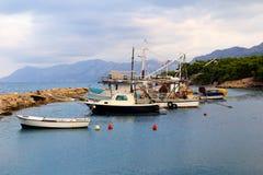 Porto de Promajna Fotografia de Stock