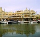 Porto de Puerto Foto de Stock