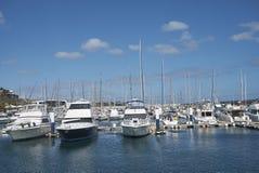 Porto de Puerto Calero fotos de stock royalty free