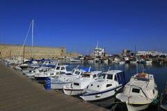 Porto de Rhodes Island Imagens de Stock