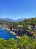 Porto de Soller - Mallorca Imagens de Stock Royalty Free