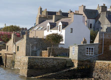 Porto de Stromness, Orkney, Fotografia de Stock