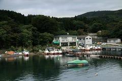 Porto de Togendai Fotografia de Stock