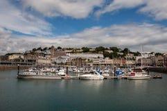 Porto de Torquay fotos de stock