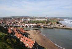 Porto de Whitby. imagens de stock royalty free