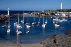 Porto 2 de Wollongong Imagem de Stock Royalty Free