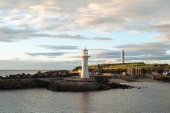 Porto de Wollongong Imagens de Stock Royalty Free