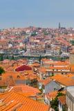 Porto in de zomer Royalty-vrije Stock Afbeeldingen
