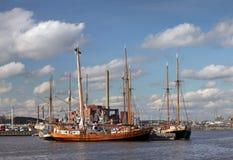 Porto del nord di Helsinki Fotografie Stock