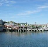 Porto del porto di Antivari Immagini Stock
