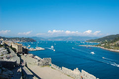 Porto dell'Italia Fotografie Stock