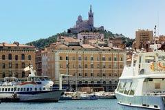 Porto dell'yacht Immagini Stock Libere da Diritti