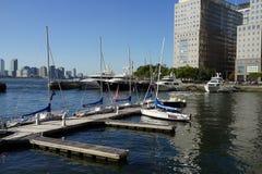 Porto dell'yacht della baia e porticciolo del nord 9 Fotografia Stock Libera da Diritti