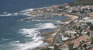 Porto della baia di Kalk Fotografie Stock